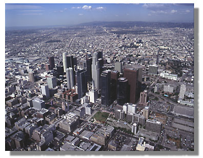 Featured city the month: Los Angeles